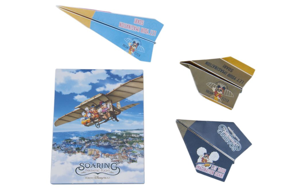 東京迪士尼海洋/翱翔:夢幻奇航/紀念商品