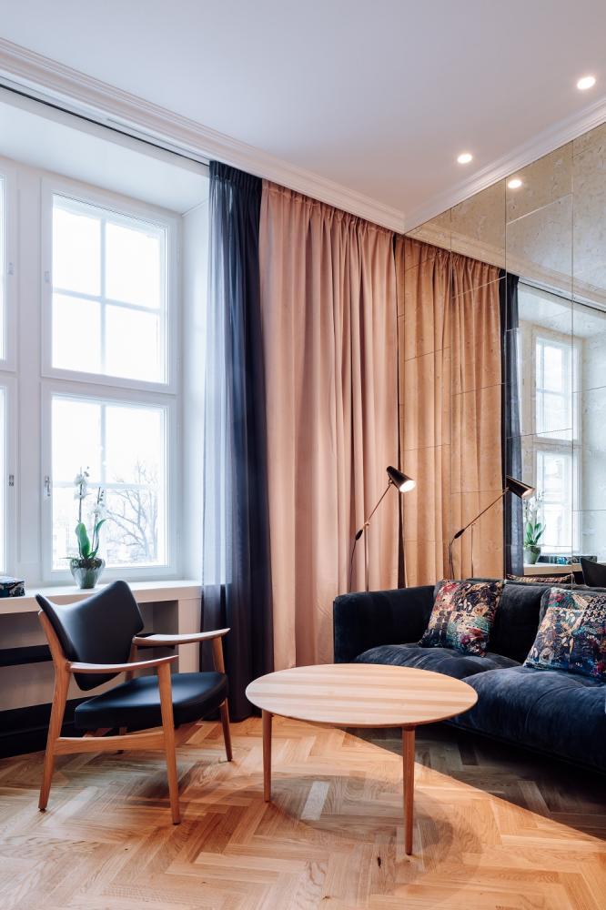 客房/沙發/Amerikalinjen/奧斯陸/挪威