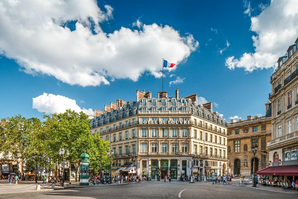 Hôtel du Louvre/巴黎/法國