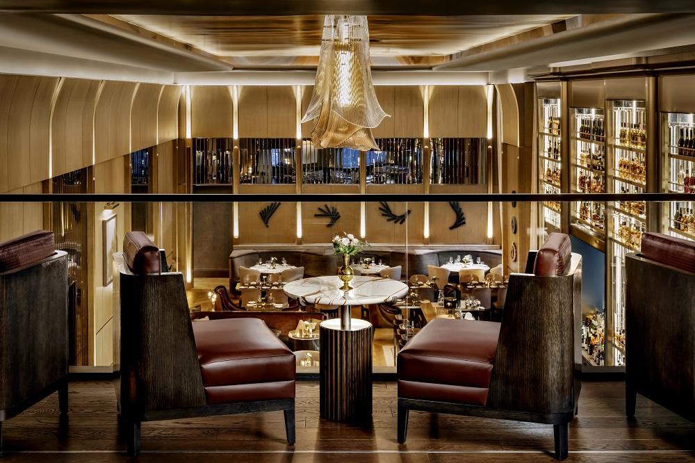 酒吧/私人用餐區/The St. Regis Toronto/多倫多/加拿大