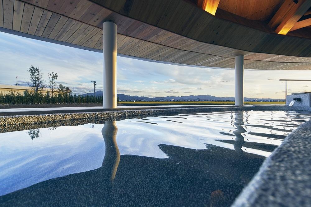 SPA中心/木造旅宿/Shonai Hotel Suiden Terrasse/日本