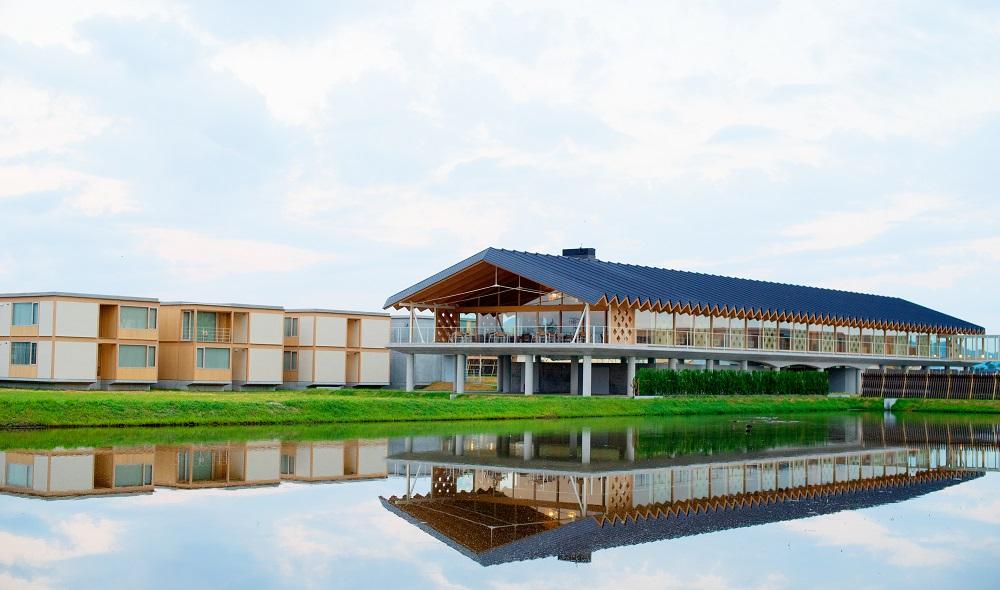 木造旅宿/Shonai Hotel Suiden Terrasse/日本