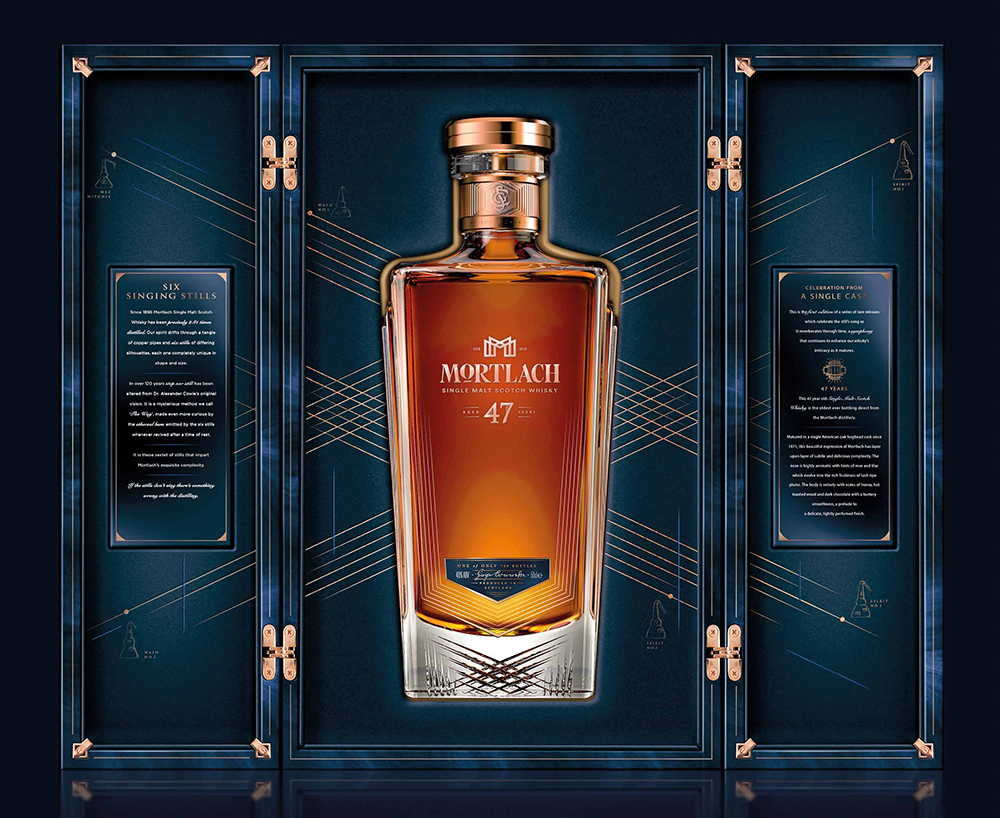 MORTLACH 慕赫2.81單一麥芽威士忌-47年單桶原酒