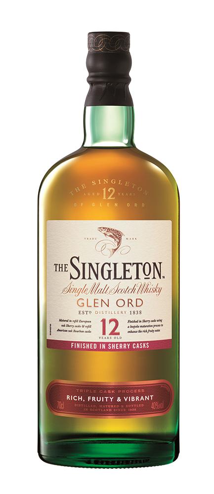 蘇格登12年單一麥芽威士忌-醇雪莉版