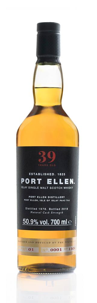 PORT ELLEN 39年單一麥芽威士忌原酒