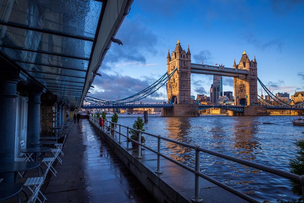 Le Pont De La Tour/倫敦塔橋/塔橋/倫敦美食/倫敦/英國/法國料理