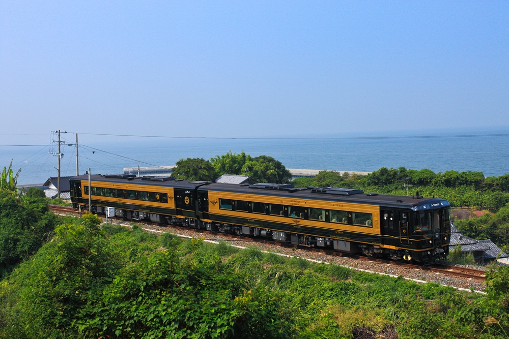 A列車で行こう/坐A列車去吧/九州/熊本/觀光列車/日本鐵道