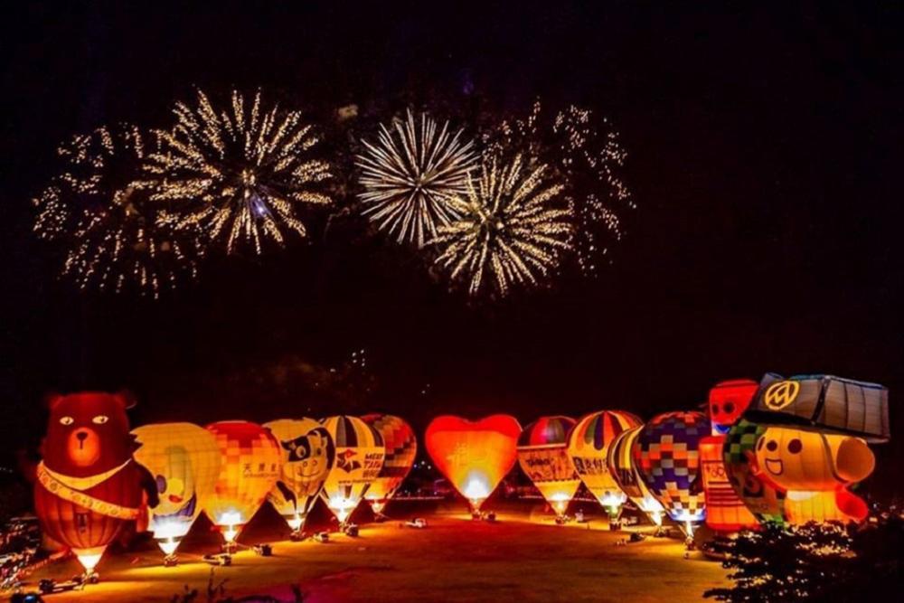 熱氣球/台東熱氣球/台灣熱氣球嘉年華/台東/台灣