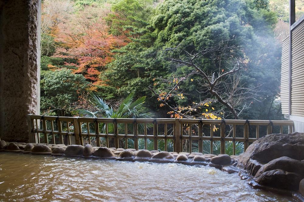 銀の湯/有馬溫泉/神戶/日本