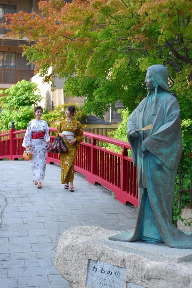 市民之森/生田神社/神戶/日本