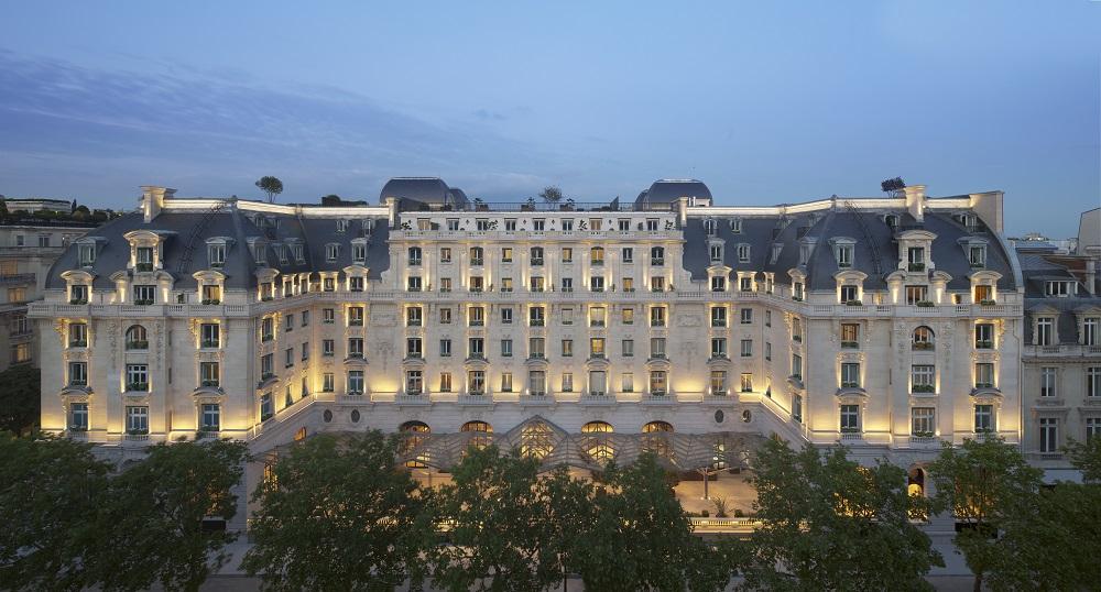 Peninsula Paris/飯店外觀/巴黎/法國