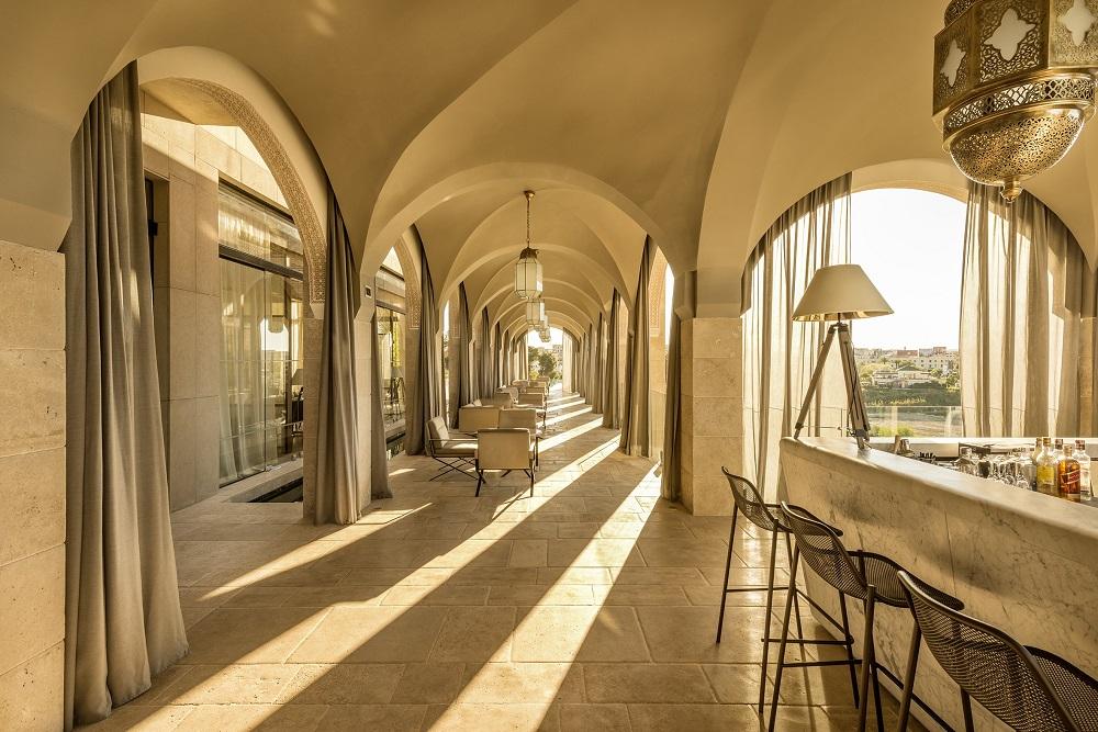 Hotel Sahrai/圓拱迴廊/摩洛哥