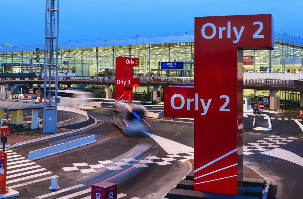 巴黎奧利機場/Paris-Orly/巴黎國際機場/法國