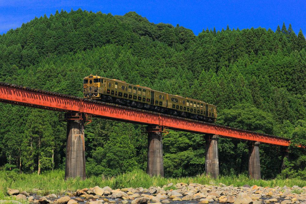 或る列車/九州甜點列車/日本觀光列車/日本鐵道/水戶岡銳治/長崎/大分