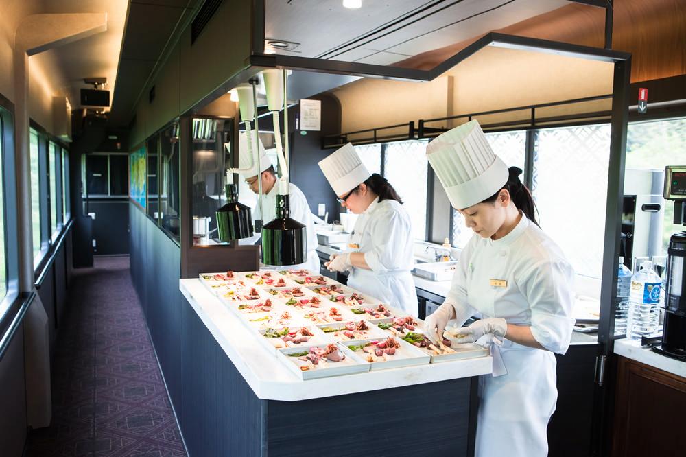 TOHOKU EMOTION/東北餐廳鐵道/青森/岩手/日本觀光列車/日本鐵道