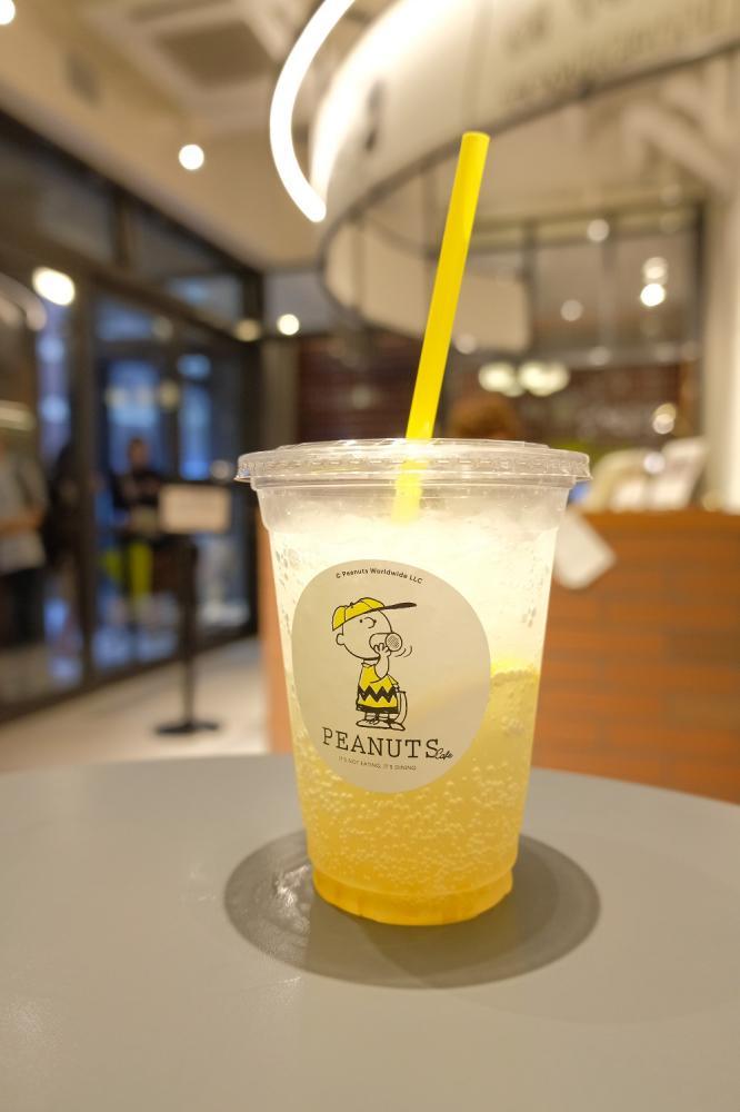 露西的自家製檸檬汁/史努比咖啡/神戶/日本