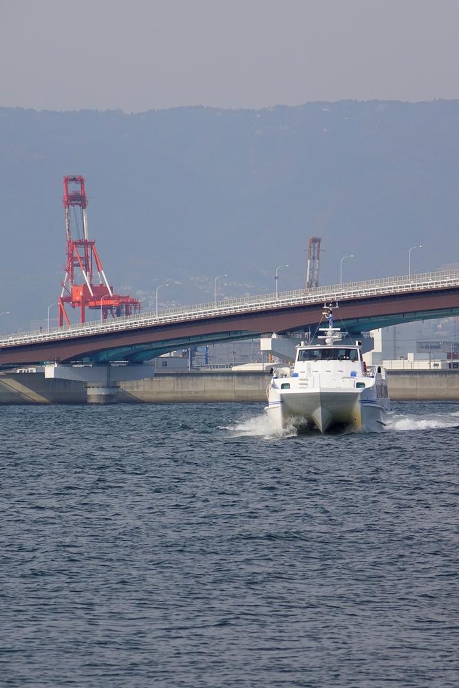 人工島線/港灣/神戶/日本