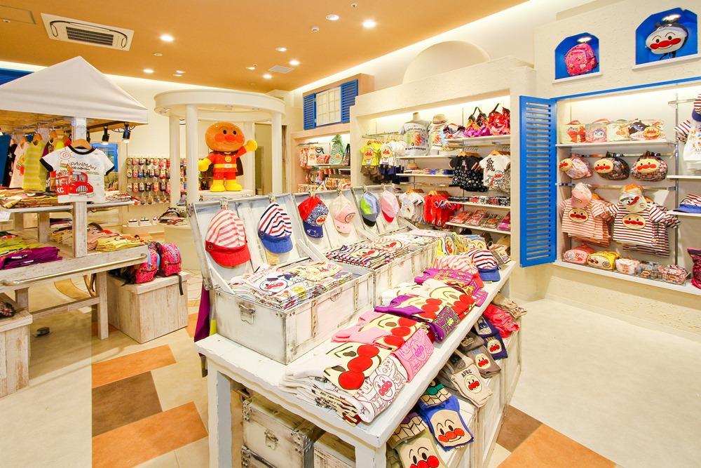 神戶麵包超人兒童博物館&購物商場/人工島線/港灣/神戶/日本