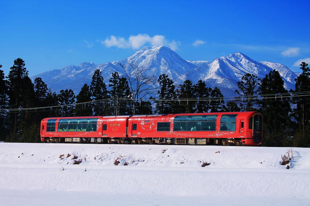 雪月花/上越/妙高/新潟/越後富士/日本海/觀光列車/日本鐵道