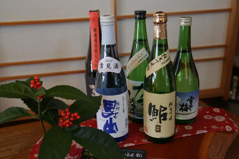 雪月花/上越/妙高/新潟/新潟日本酒/觀光列車/日本鐵道