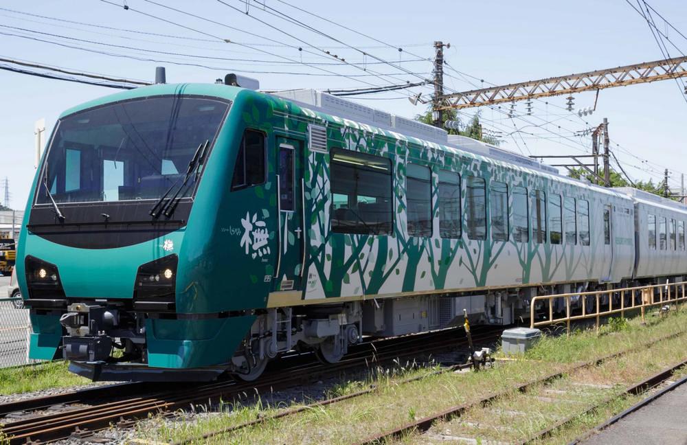 日本東北/日本鐵道旅行/JR東日本/五能線/日本海/白神渡假號/橅