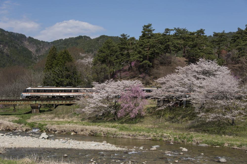 JR 高山本線/JR東海/飛驒高地/歧阜/富山/日本鐵道旅行