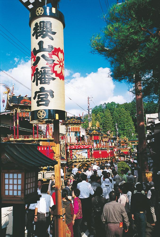 JR 高山本線/日本鐵道旅行/飛驒高地/飛驒高山/飛驒小京都/高山祭