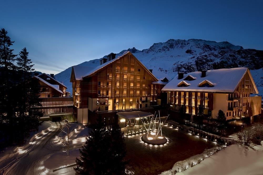Chedi Andermatt Hotel/瑞士