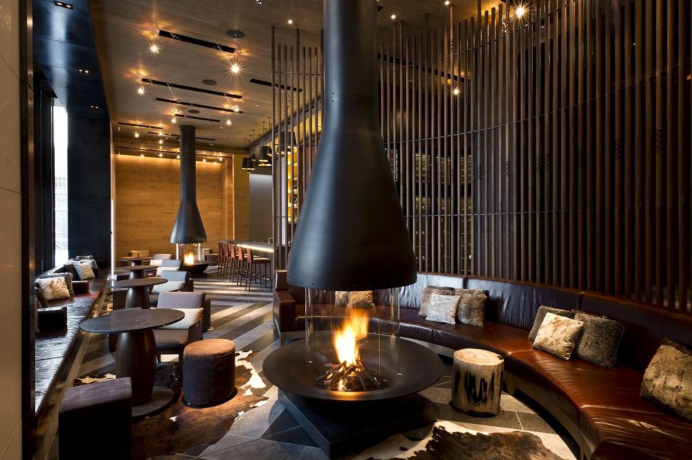 大廳/Chedi Andermatt Hotel/瑞士