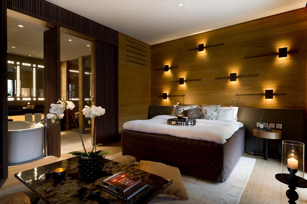 房間/Chedi Andermatt Hotel/瑞士