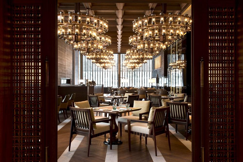 餐廳/Chedi Andermatt Hotel/瑞士