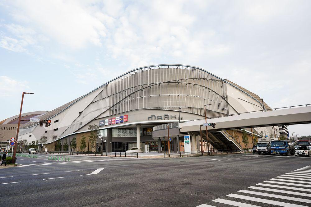 MARK IS Fukuoka Momochi/海濱百道/購物中心/福岡