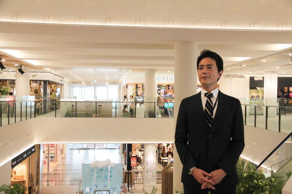 MARK IS Fukuoka Momochi/海濱百道/購物中心/福岡/安部郁夫