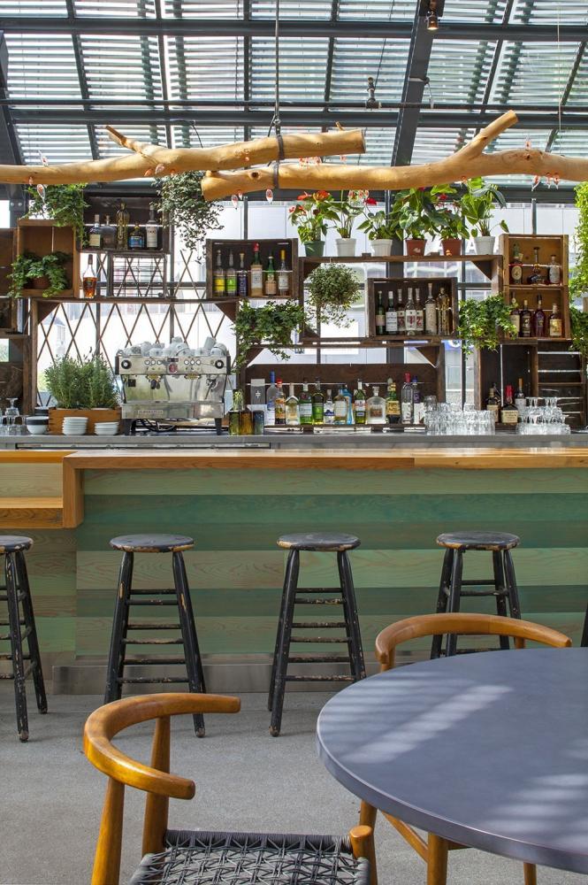 酒吧/The Line Hotel/洛杉磯/美國