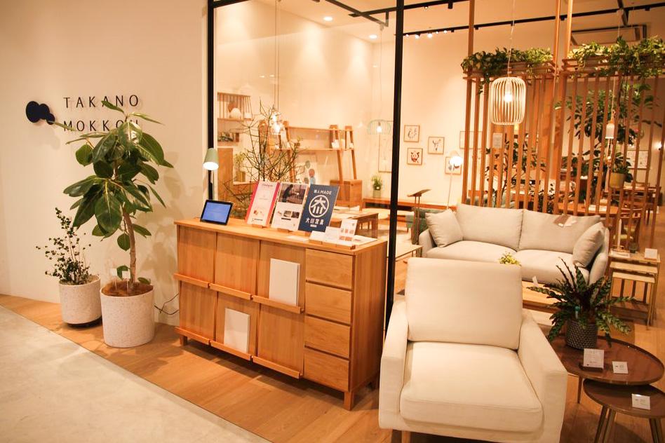 MARK IS Fukuoka Momochi/海濱百道/購物中心/福岡/高野木工