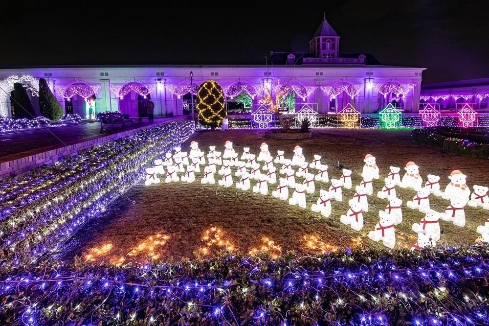神戶/光之祭典/耶誕節