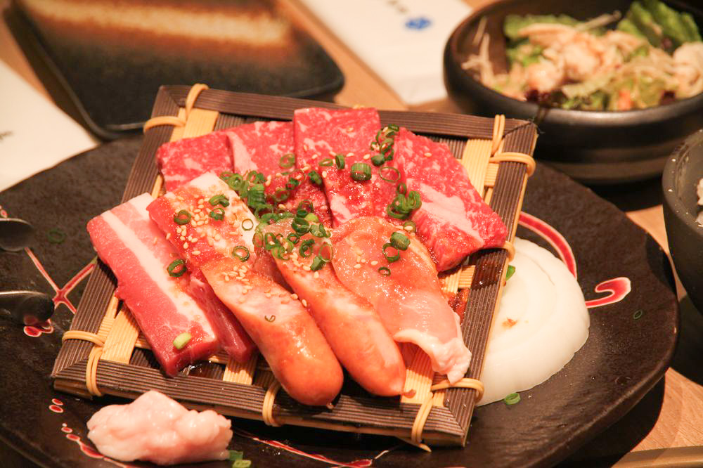 MARK IS Fukuoka Momochi/海濱百道/和牛/烤肉/福岡/西新初喜
