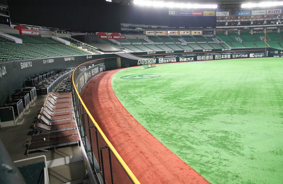 福岡巨蛋/Fukuoka Yahuoku! Dome/九州