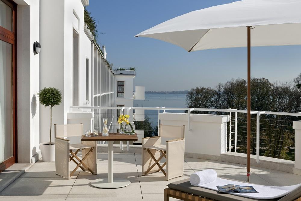 飯店露臺/JW Marriott Venice Resort & Spa/威尼斯/義大利
