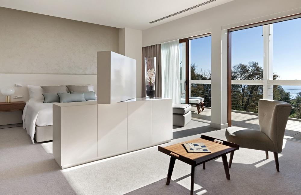 飯店房間/JW Marriott Venice Resort & Spa/威尼斯/義大利