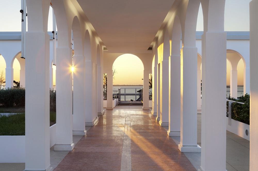 飯店廊道/JW Marriott Venice Resort & Spa/威尼斯/義大利