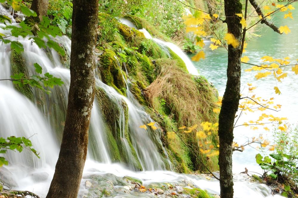 普利特維斯國家公園(Plitvička jezera)/十六湖公園/瀑布