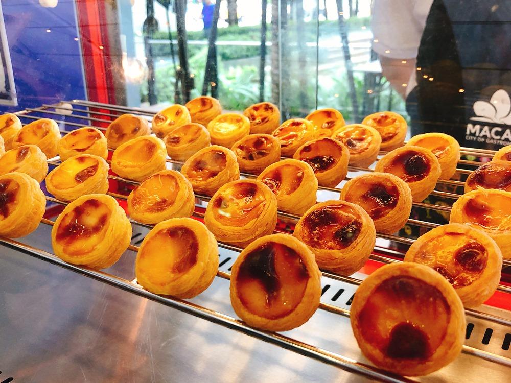 澳門街美食旅遊市集/葡式蛋塔/葡式蛋撻