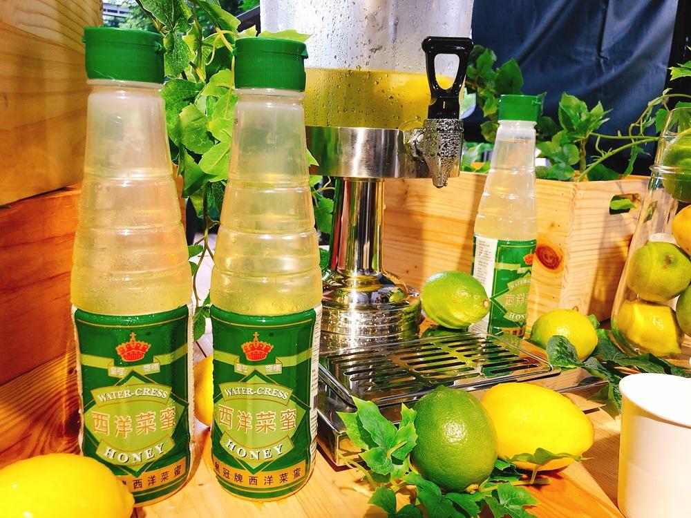 澳門街美食旅遊市集/西洋菜蜜汁