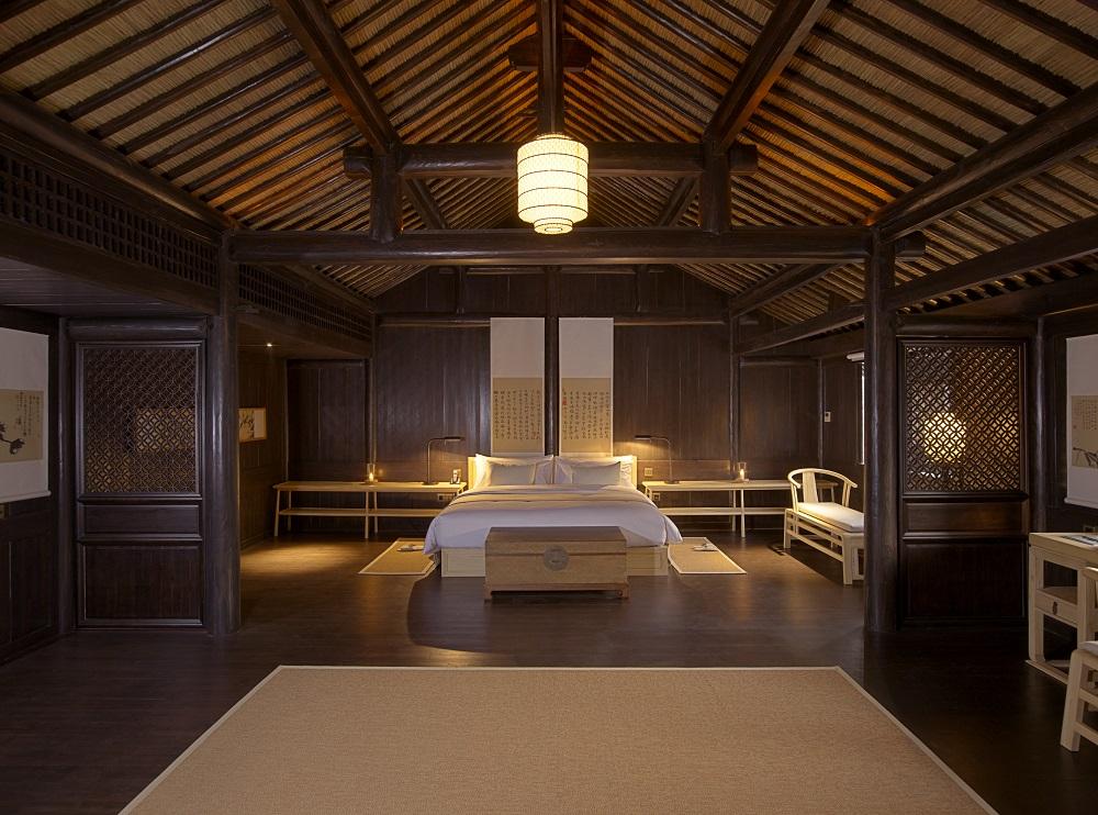 飯店房間/安縵法雲/杭州