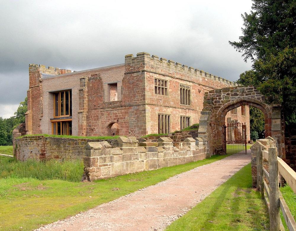 飯店外觀/Astley Castle/英國