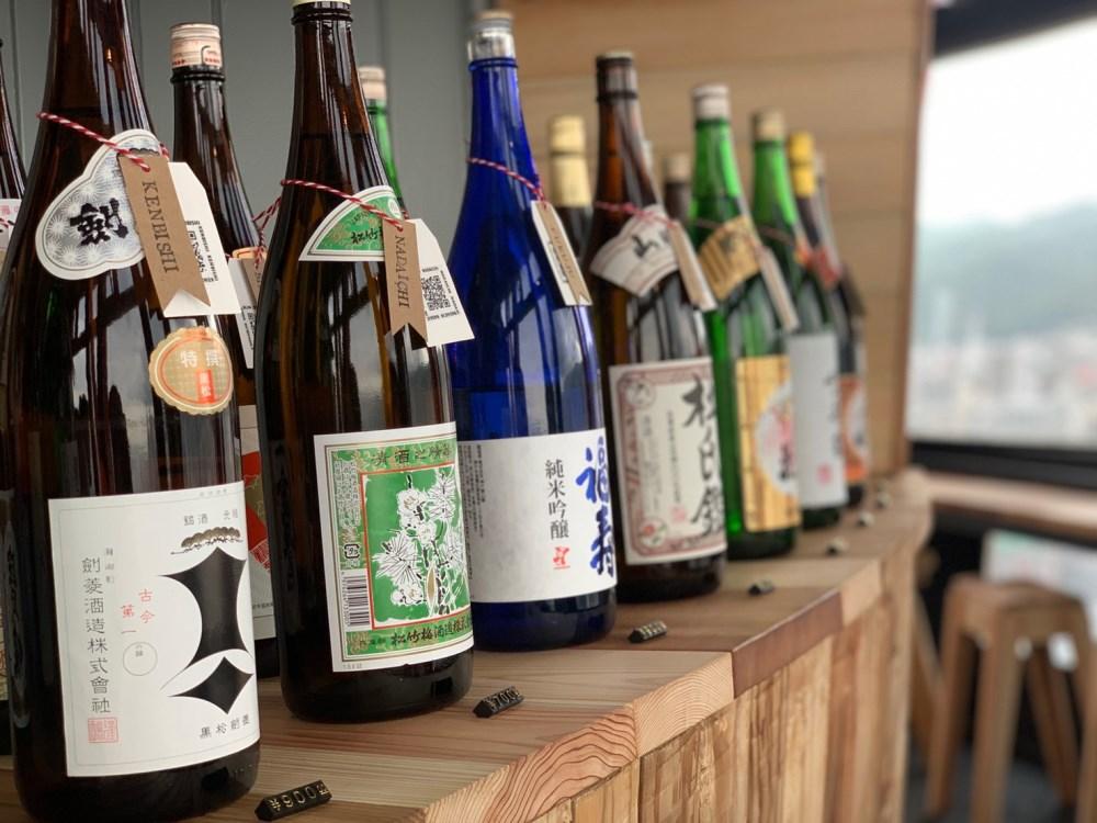 SAKE TARU LOUNGE/旋轉酒吧/旋轉清酒吧/神戶/神戶港/神戶港燈塔