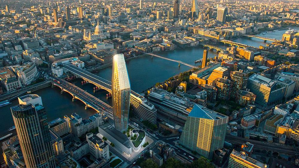 倫敦設計旅宿/Bankside Hotel/泰晤士河/泰特美術館/倫敦藝文/英國