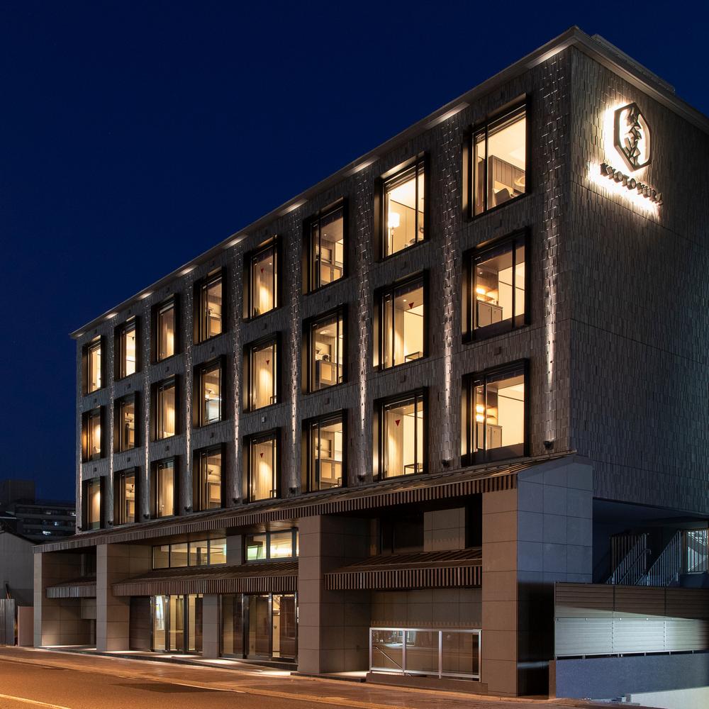 京都悠洛/Kyoto Yura Hotel/MGallery/京都旅宿/三条大橋/日本