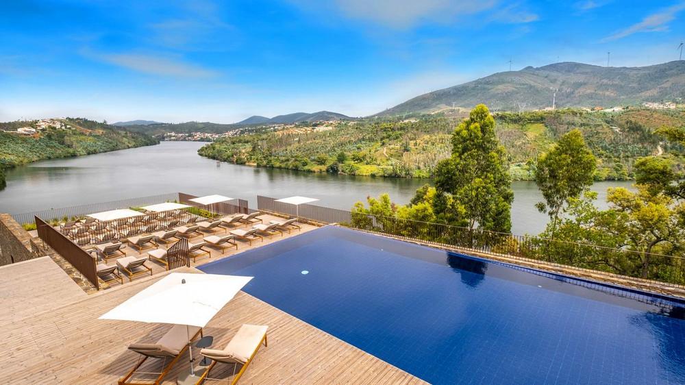 葡萄牙酒鄉/杜羅河谷/Douro41 Hotel & Spa/Paiva/屋頂觀景泳池